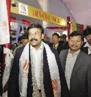 North East should focus on adventure tourism: Chiranjeevi