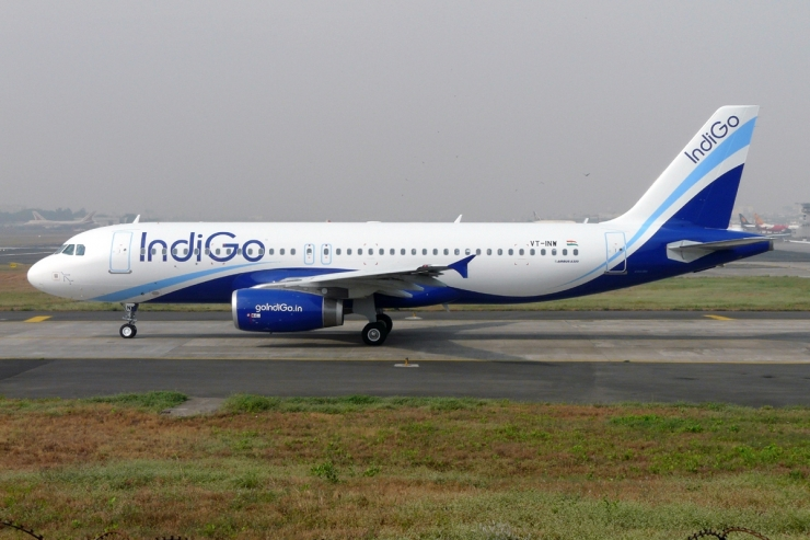 IndiGo Charters Flight Between India and South East Asia