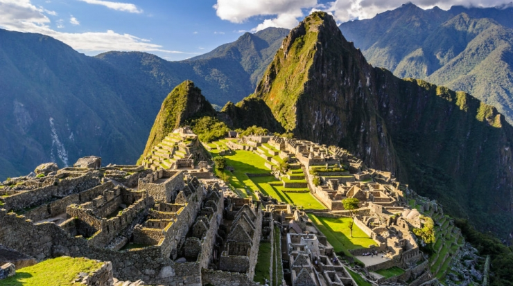 Peru promotes itself as a solo destination in India