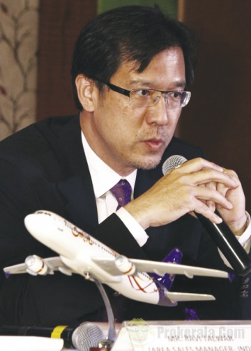 India adds 5% to Thai Airways' revenue