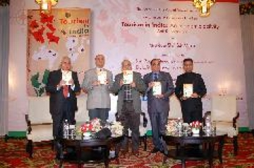 Book Launch: 'Tourism in India – An Economic Activity'