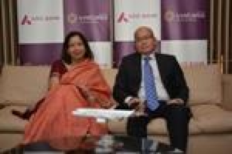 AXIS BANK TIES UP WITH VISTARA TO LAUNCH CO-BRANDED CREDIT CARD