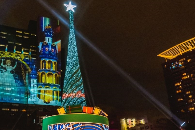 Taiwan Partners with Walt Disney for Christmas