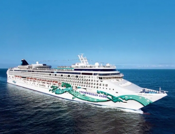 NCL recommences sailing with Norwegian Jade