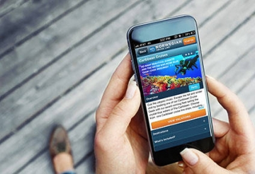 NCL launches Cruise Norwegian app