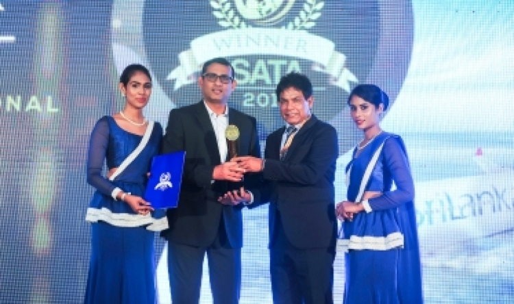 SriLankan Airlines Bags South Asia's Leading Airline Award at SATA