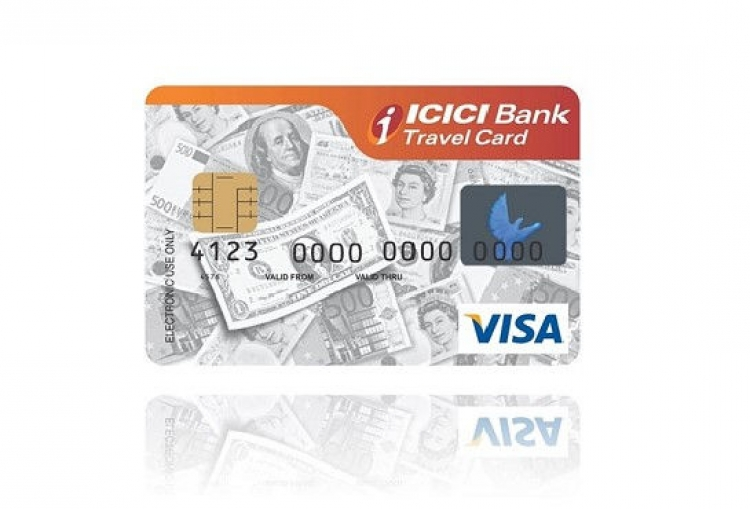 ICICI Bank enables to reload travel card digitally