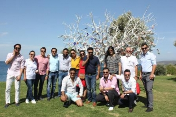 Turkey hosted FAM for Indian wedding planners