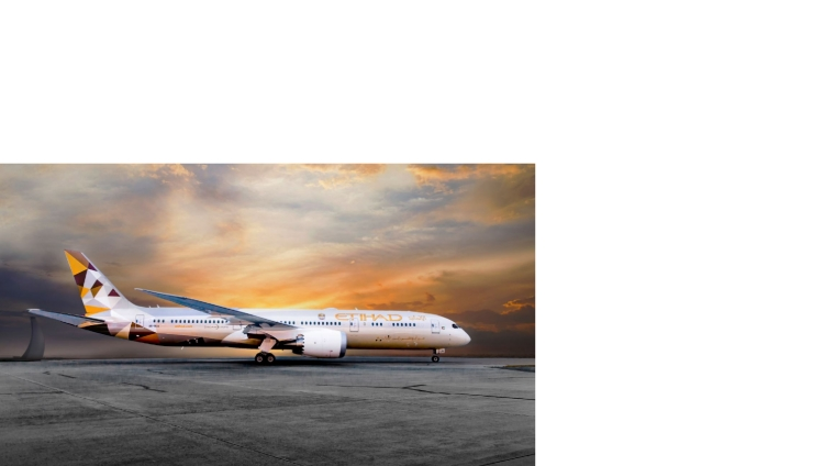 Etihad and Boeing Extend Partnership for ecoDemonstrator Testing