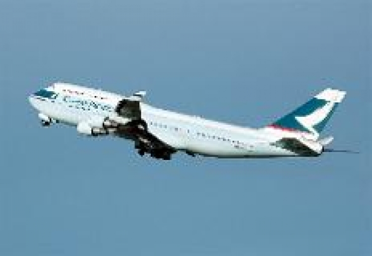 Cathay Pacific to upgrade flagship website