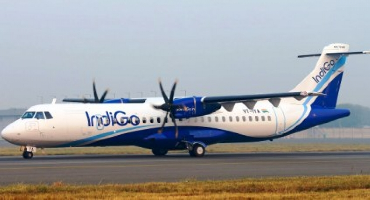 IndiGo launches 12 ATR flights on the Buddhist circuit