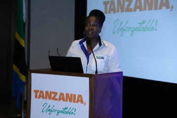 Tanzania showcases its tourism offerings to India