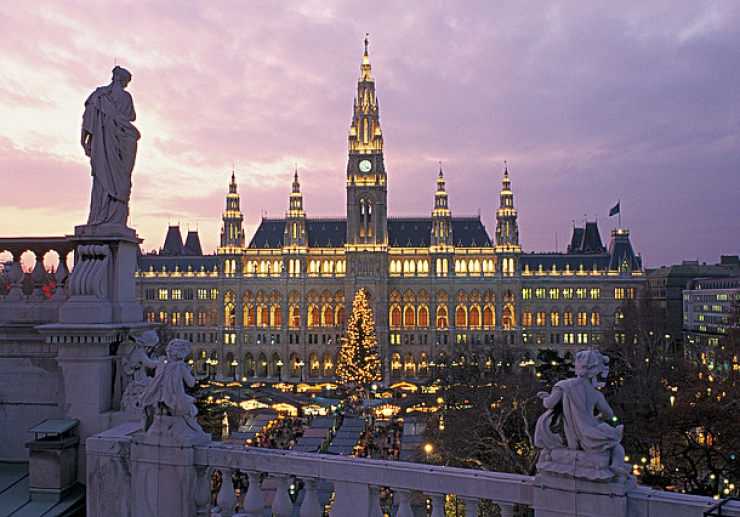 Vienna witnesses 15% up in Indian visitor bednights