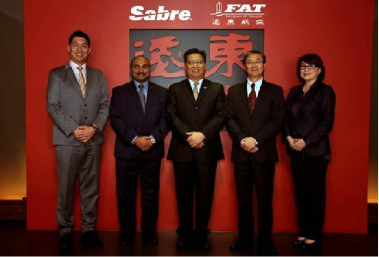 Sabre signs partnership with Far Eastern Air Transport