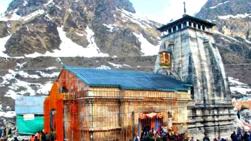 REC Contributes RS 23 cr for Development Works in Kedarnath