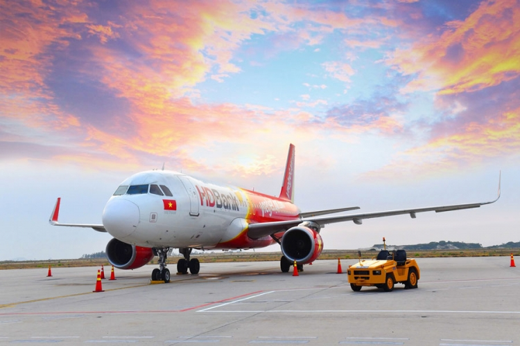Vietjet to launch New Delhi to Saigon and Hanoi flights