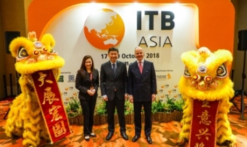 ITB Asia 2018 kicks off today