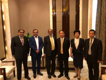 MTDC concluded Tourism Roadshow in China