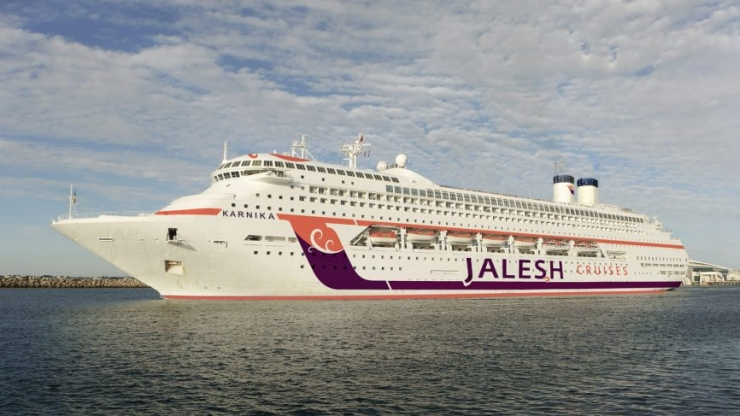 Jalesh Cruises announce sailings from November 6