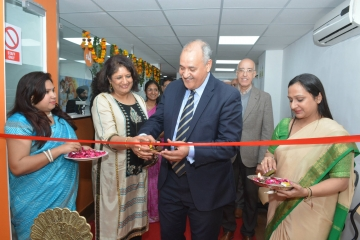 CKGS opens Morocco VAC in India