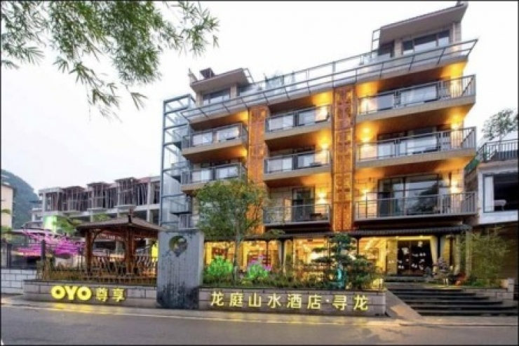 OYO becomes the second-largest hotel group in China
