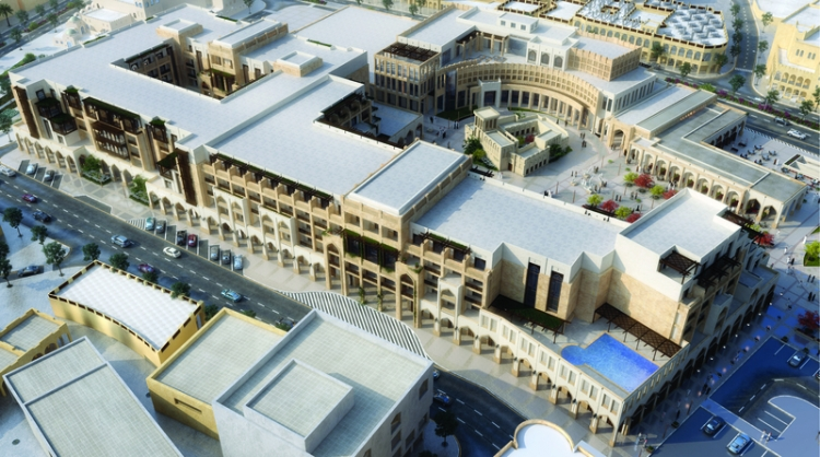 The Al Najada Doha complex is set to open in April 2018
