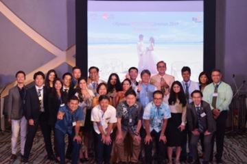JNTO introduces Okinawa as a wedding destination in India