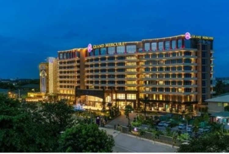 Grand Mercure debuts in Myanmar