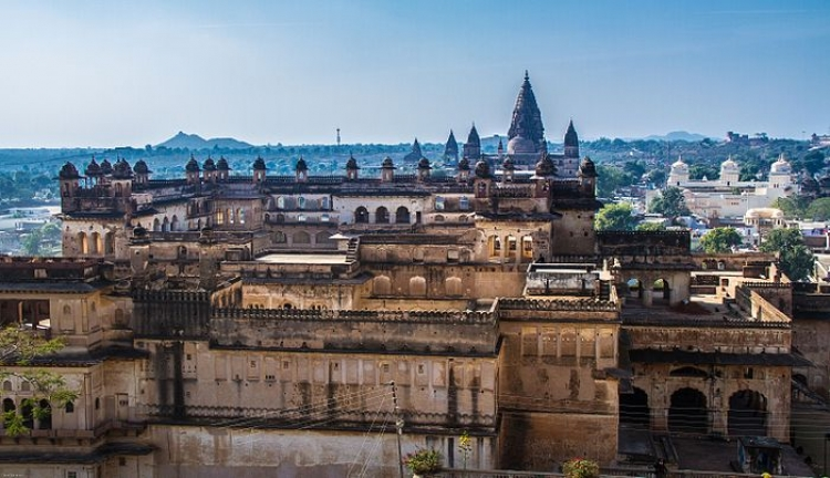 Orchha enters list of UNESCO World Heritage sites