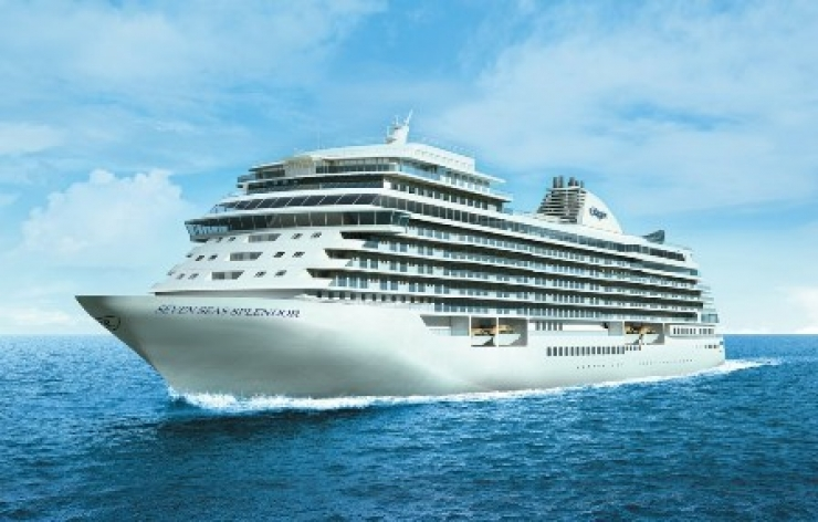 Regent Seven Seas opens reservation for inaugural season