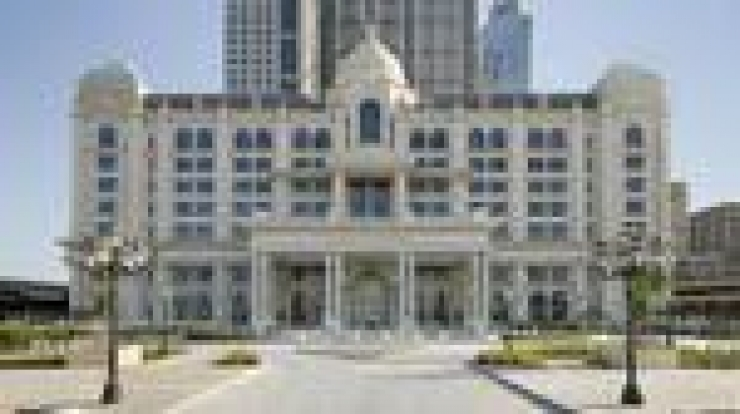 STARWOOD LAUNCHES ST. REGIS DUBAI