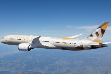 Etihad to Connect 58 Destinations Globally