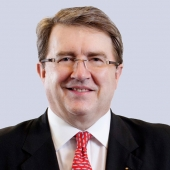 Michael Duck Elected As President, UFI for 2022-23
