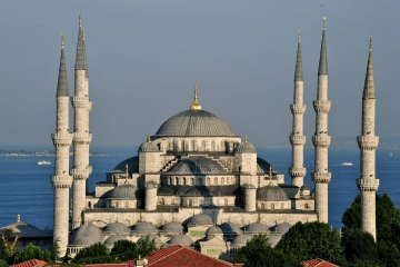Turkey named 6th most visited country in the world