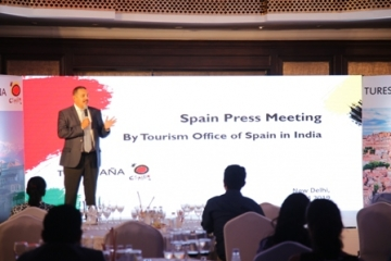 Turespaña organizes media meet to promote festivals