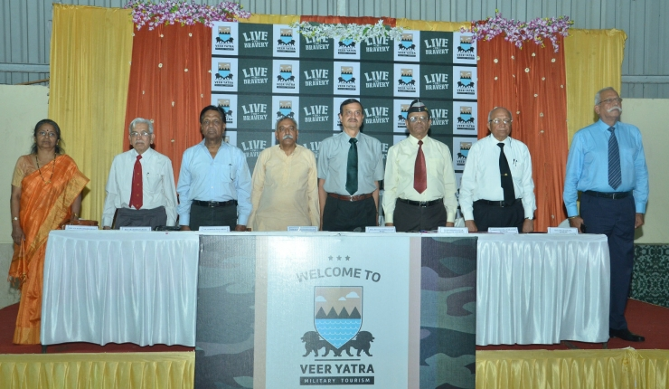 Military tourism launched in India