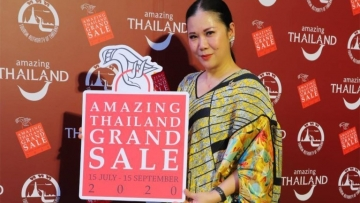 TAT launches Amazing Thailand Grand Sale 2020