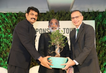 MakeMyTrip helps in plantation of one million trees