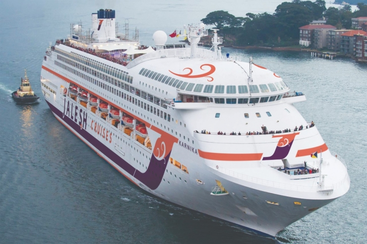 Jalesh looks to double Indian cruise market in one year