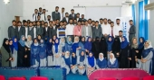 Amadeus conducts training at Univ. of Kashmir