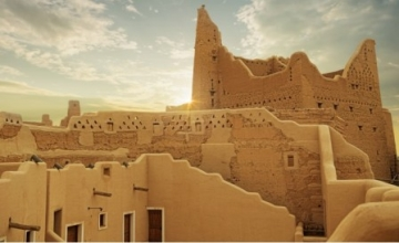 Saudi Arabia to Inaugurate Diriyah Gate with a UNESCO World Heritage Site
