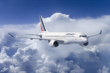Air France to Launch Chennai – Paris Service from June 14