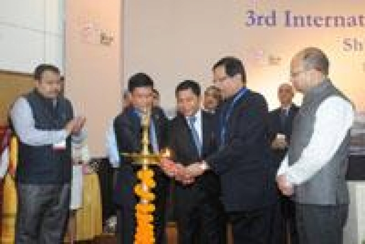 3RD INTERNATIONAL TOURISM MART OFFICIALLY INAUGURATED IN SHILLONG