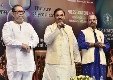 India to host 8th edition of Theatre Olympics