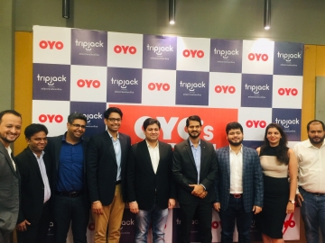OYO partners with Atlas Travels Online