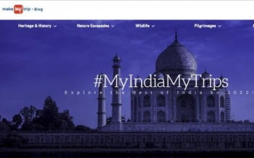 MakeMyTrip rolls-out 'MyIndiaMyTrips' campaign