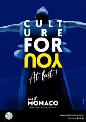 Monaco Launches 'Monaco is For You. At last!'