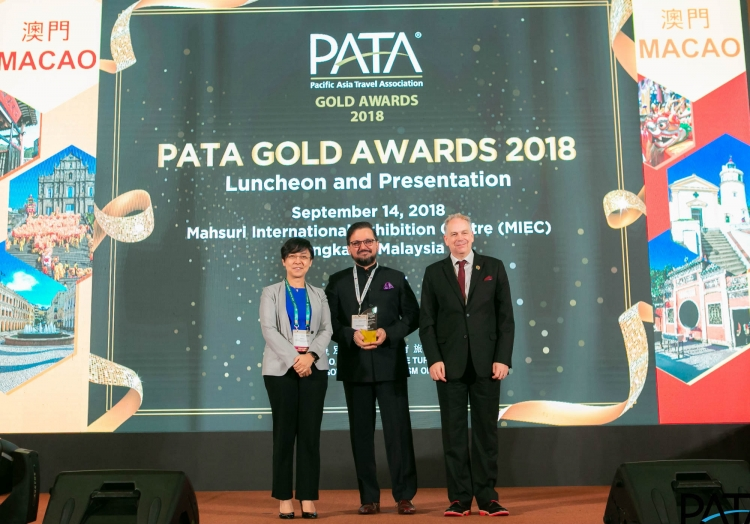 Cox & Kings bags PATA Gold Awards 2018
