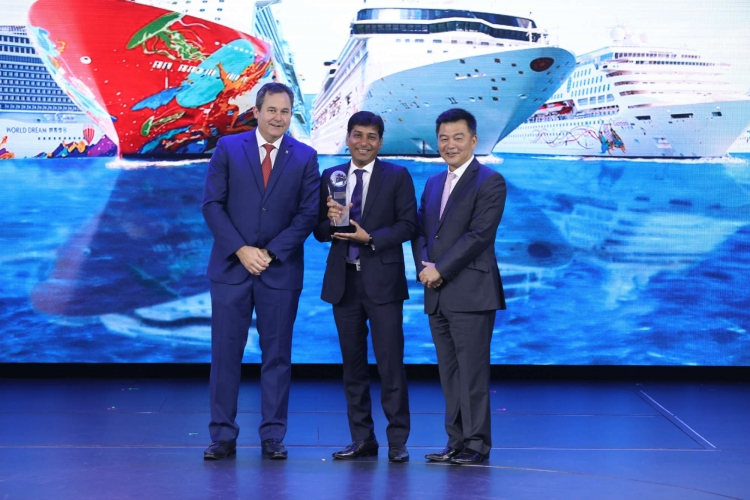 Ark sends over 50,000 passengers on Genting Cruise Lines