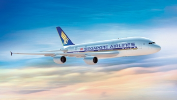 Singapore Airlines Cuts 96% Capacity